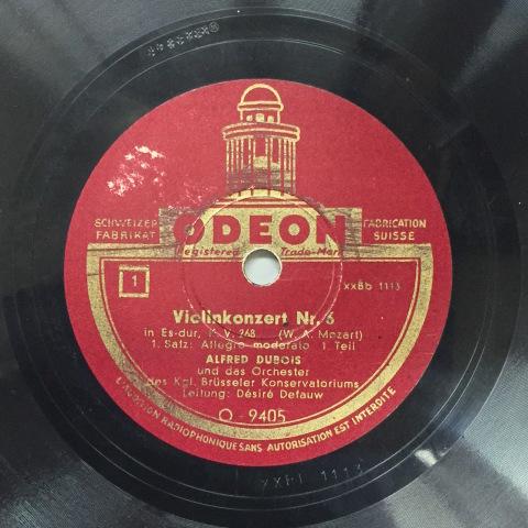 4月蓄音機ミニコンサートで使用したSP盤 その1_a0047010_14303352.jpg