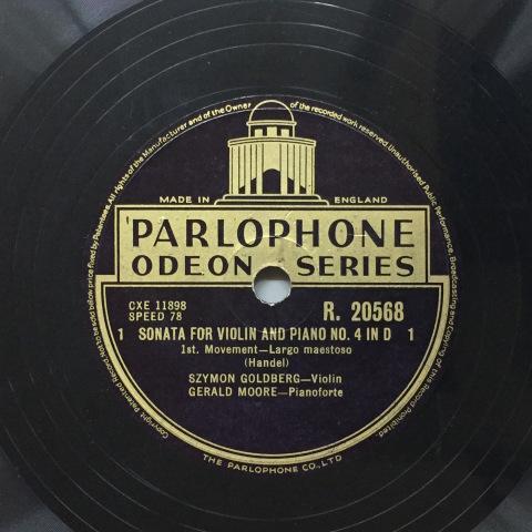 4月蓄音機ミニコンサートで使用したSP盤 その5_a0047010_19145159.jpg