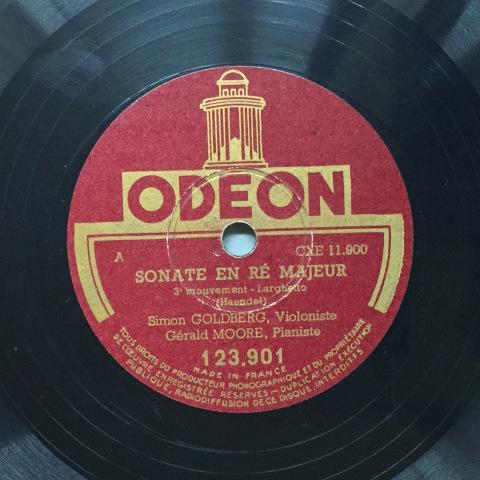 4月蓄音機ミニコンサートで使用したSP盤 その5_a0047010_19145523.jpg