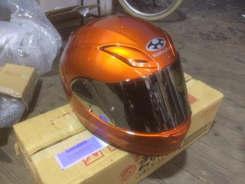 ヘルメットラッピング!?_a0164918_19241655.jpg