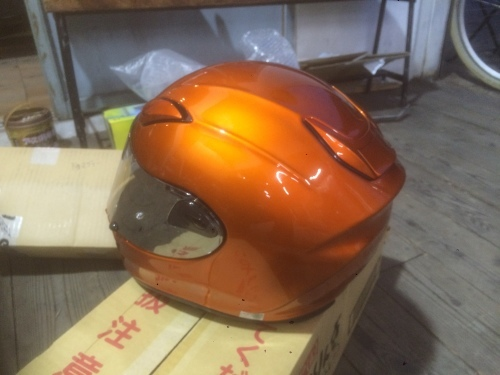 ヘルメットラッピング!?_a0164918_19241987.jpg