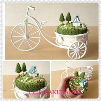 三輪車の小さなお庭(^^)_b0160334_19321371.jpg
