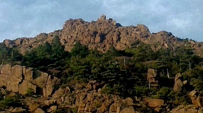 5月1日~2日 四国赤石山系縦走_b0077448_22452527.jpg