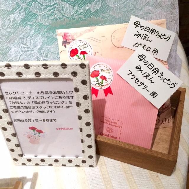 今月のセレクトコーナー☆pink&blueさん_c0227664_19442663.jpg