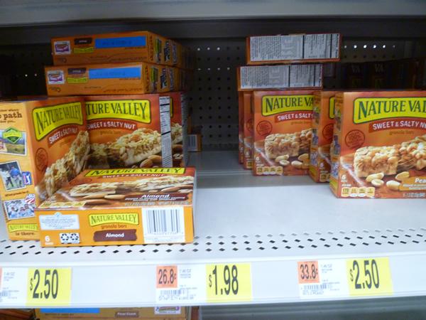 Walmart(ウォルマート)散策・食料編_c0152767_23503458.jpg