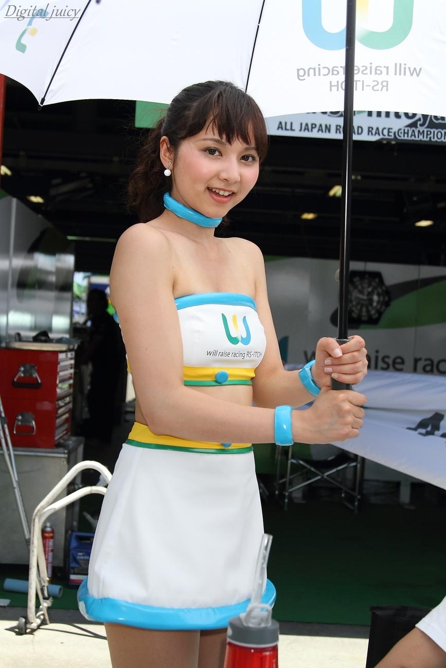 瀬野ユリエ さん(Will Raise Racing Girls)_c0216181_21513436.jpg