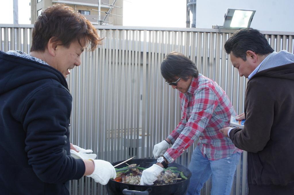 麻布のアパートで東京タワーと炭火焼Vol.1。_c0180686_02455799.jpg