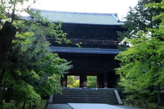 南禅寺も青もみじ_e0048413_2111335.jpg
