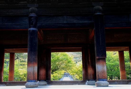 南禅寺も青もみじ_e0048413_21114746.jpg