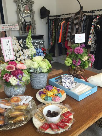 レジィーナロマンティコ帝塚山店リニューアルオープンおめでとうございます!_f0215324_10052603.jpg