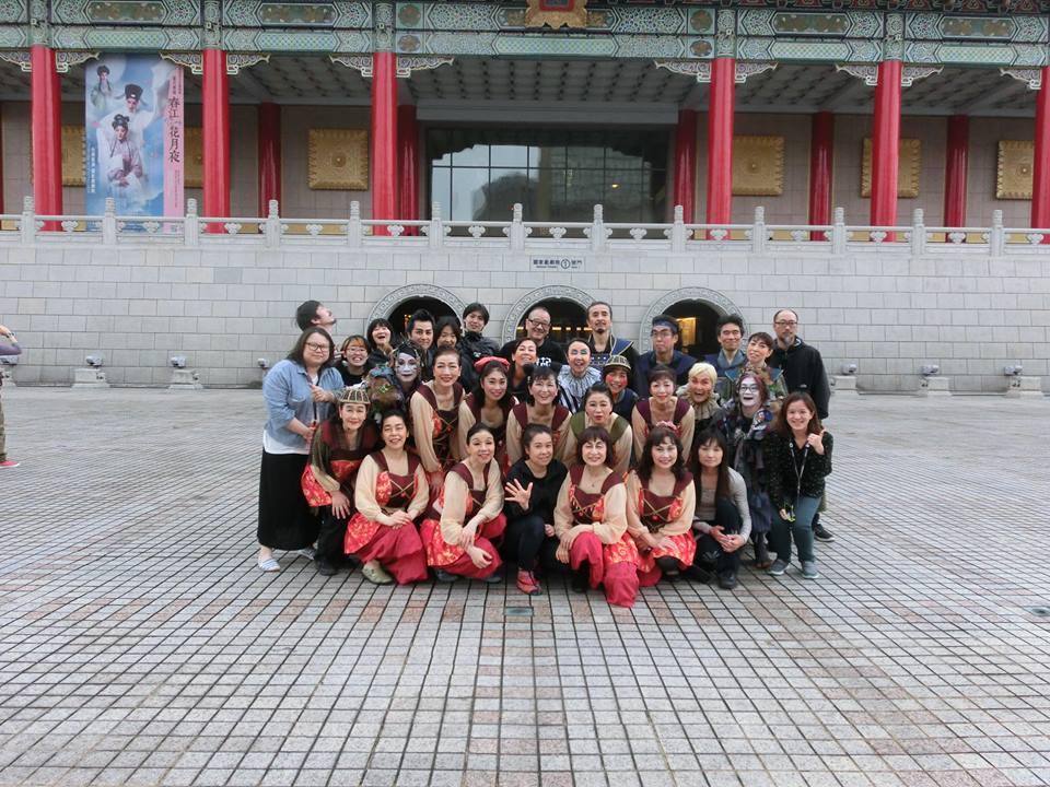 台湾公演終幕しました。ありがとうございました!_a0132151_193419.jpg