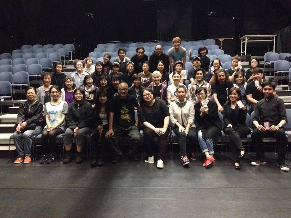 台湾公演終幕しました。ありがとうございました!_a0132151_1936824.jpg