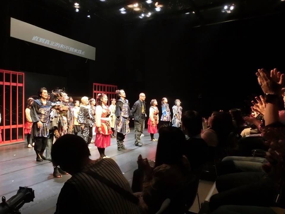 台湾公演終幕しました。ありがとうございました!_a0132151_1947740.jpg