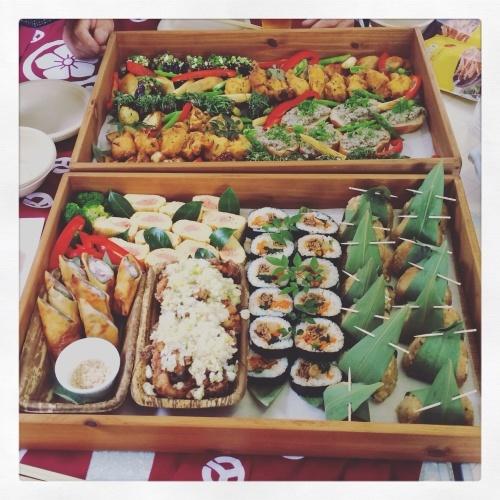 浜松祭り ケータリング1日目_e0354955_18023303.jpg