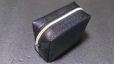 ポーチを買ってみた 『セリア』BOX型ポーチ_c0364960_09565920.jpg