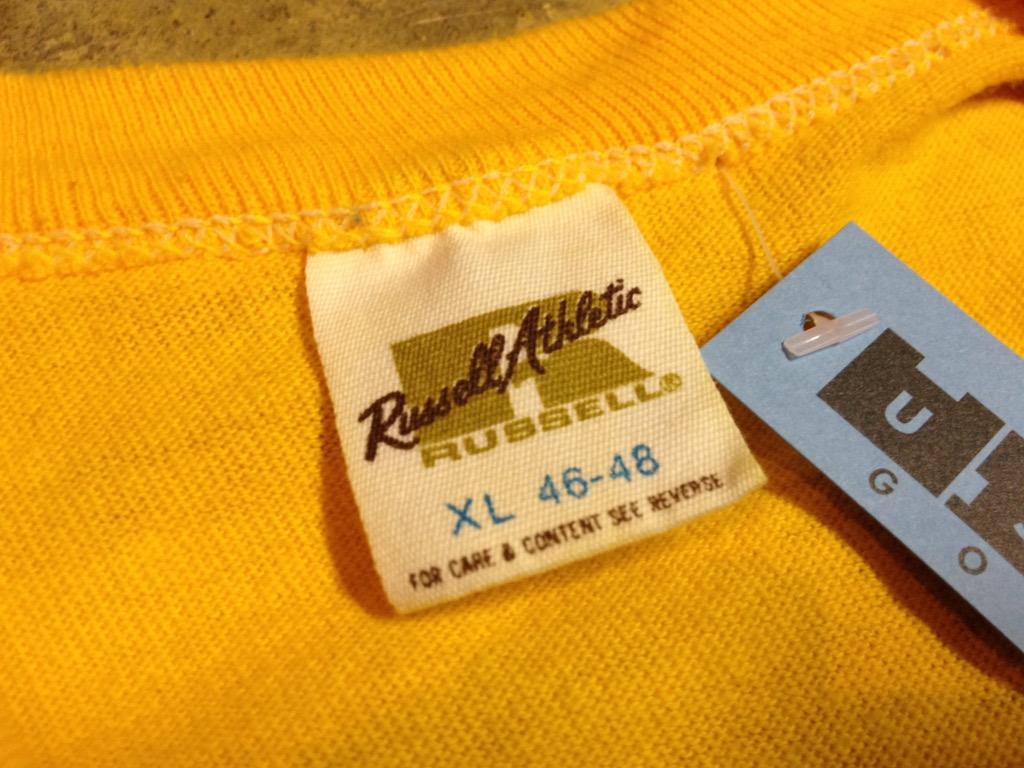 神戸店5/4(水)ヴィンテージ入荷!#4 Vintage T① Russell!Hanes!!!+5/5(木)こどもの日企画!_c0078587_13195541.jpg