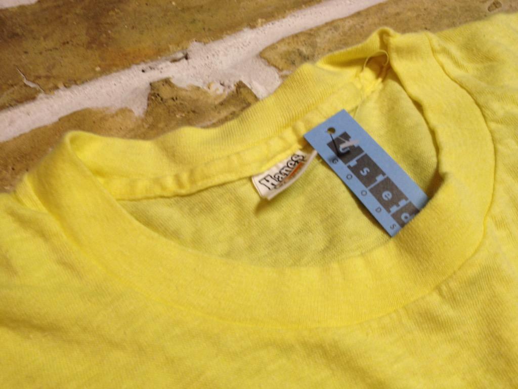 神戸店5/4(水)ヴィンテージ入荷!#4 Vintage T① Russell!Hanes!!!+5/5(木)こどもの日企画!_c0078587_13245040.jpg