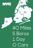 世界最大NYのチャリティ自転車ツアー、Five Boro Bike Tour_b0007805_2302858.jpg