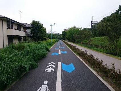 東京都に10キロ以上真っ直ぐの ...