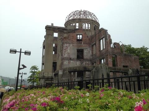 5月3日 原爆ドーム_a0317236_710333.jpg