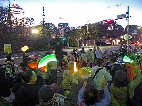 「昭和の日」反対 原発反対 安倍政権退陣_a0188487_20492288.jpg
