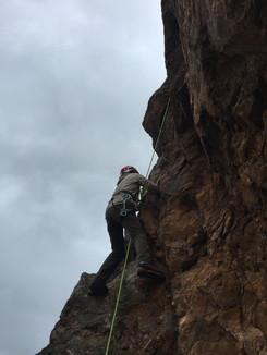 """2016年5月『新境地、岩登り』 May 2016 \""""Climbing -New Challenge\""""_c0219616_16222274.jpg"""