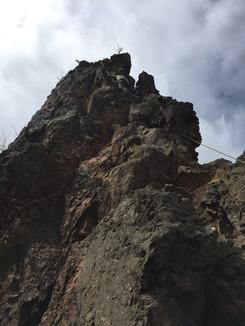 """2016年5月『新境地、岩登り』 May 2016 \""""Climbing -New Challenge\""""_c0219616_16224448.jpg"""