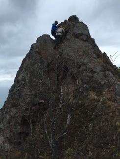 """2016年5月『新境地、岩登り』 May 2016 \""""Climbing -New Challenge\""""_c0219616_1623163.jpg"""