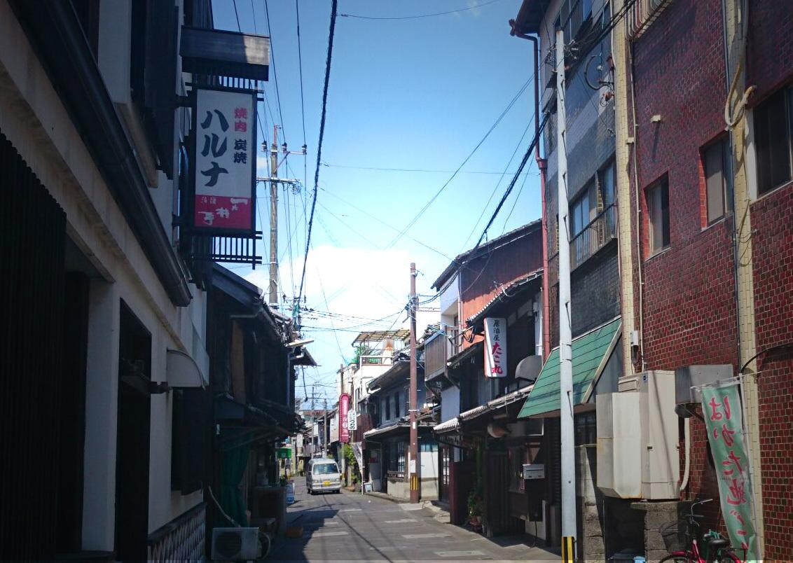 路地裏ときめき☆城下町臼杵の二王座と逆の裏通り探検_a0329820_17431721.jpg