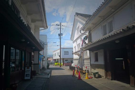 路地裏ときめき☆城下町臼杵の二王座と逆の裏通り探検_a0329820_17432345.jpg