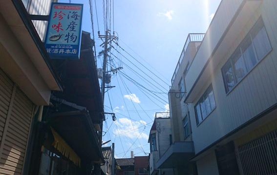 路地裏ときめき☆城下町臼杵の二王座と逆の裏通り探検_a0329820_17432604.jpg