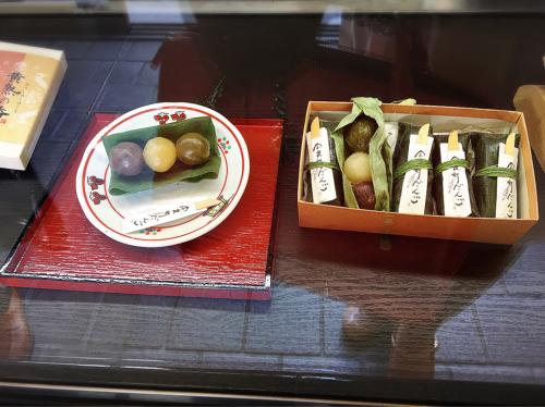 寧楽菓子司  中西与三郎 (六坊庵)_e0292546_09543083.jpg