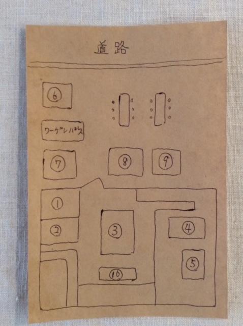 「パン マルシェ!4」出店者配置図と、公共交通機関・駐車場のお知らせ。_e0060555_16160162.jpg