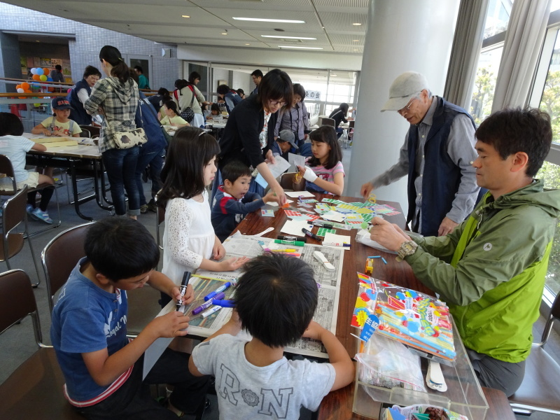 第13回「子どもの日フェスティバル」に出店・・・うみべの森を育てる会_c0108460_22430461.jpg