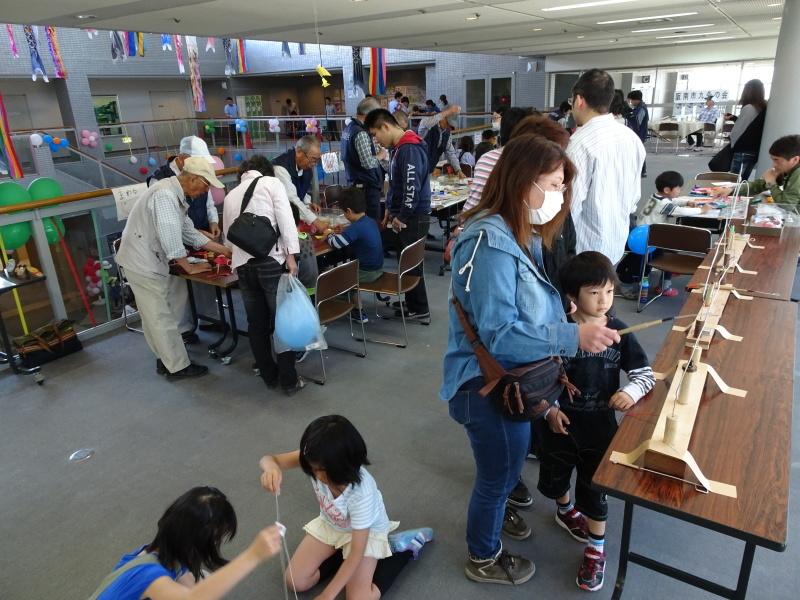 第13回「子どもの日フェスティバル」に出店・・・うみべの森を育てる会_c0108460_22542398.jpg