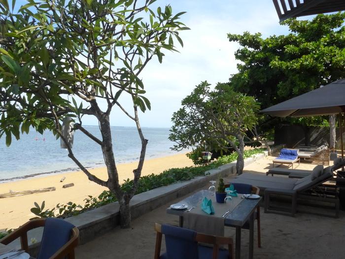 バリ島へ行く。24 ~海でくつろいできた話~_f0232060_14535581.jpg