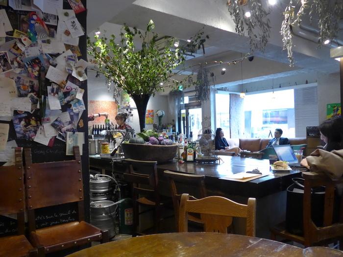 麹町「麹町カフェ」へ行く。_f0232060_19114418.jpg