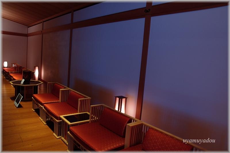 京都迎賓館・参観 [ 聚楽の間 ]_a0157263_21184842.jpg