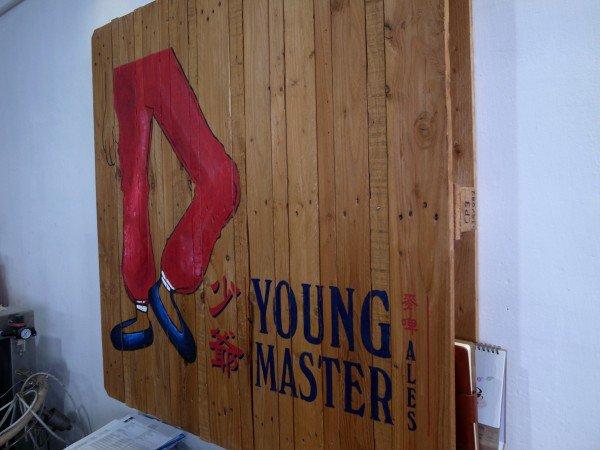 香港クラフトビア・ツアー <その1> Young Master Ales_e0152073_22295650.jpg