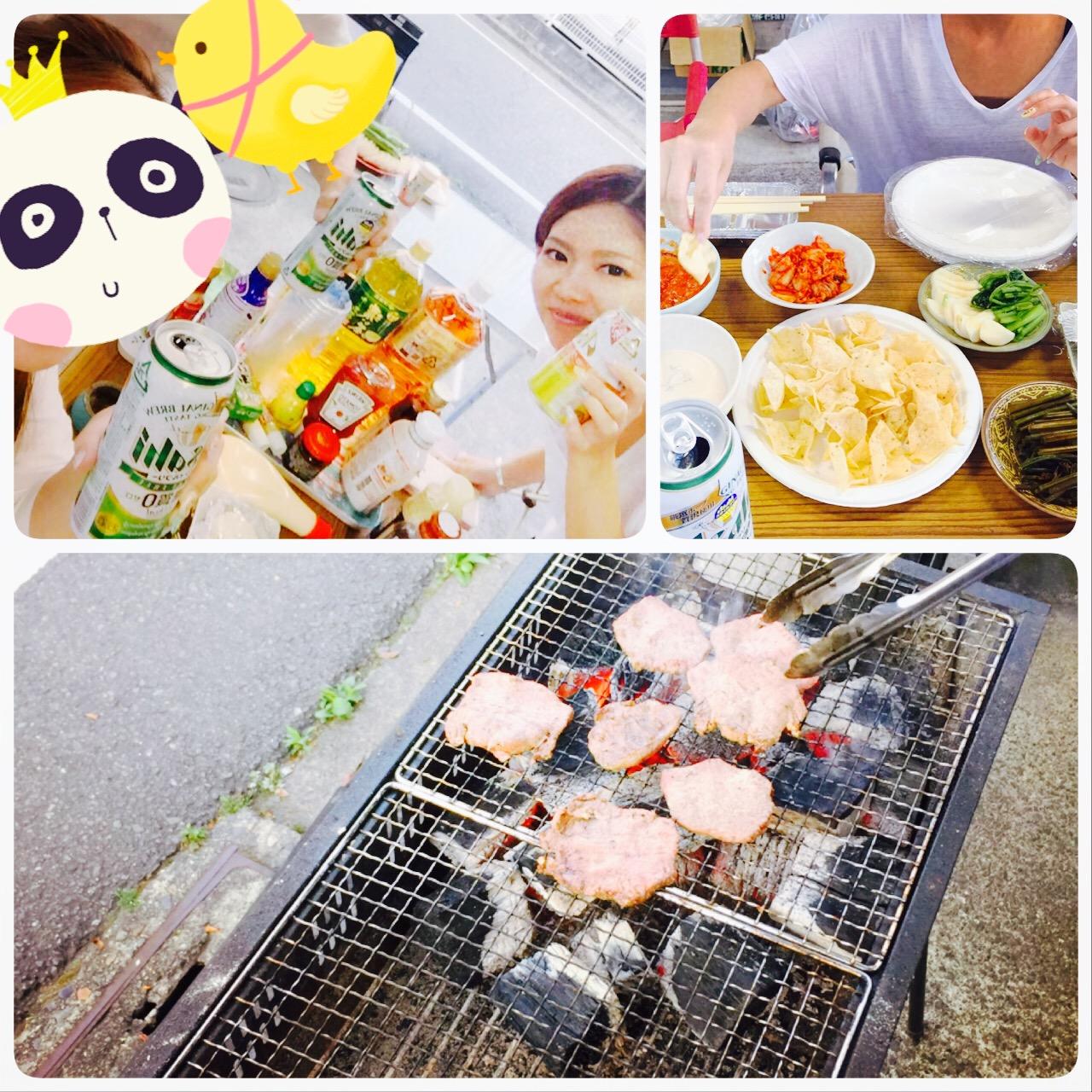 バーベキュー☆_c0294909_9582727.jpg
