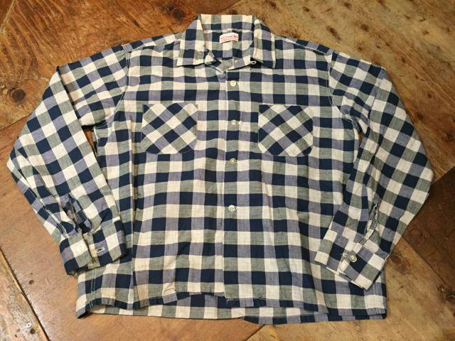 ゴールデンウィーク入荷! 第7弾!! Dan river fabric 60s ボックスシャツ!!_c0144020_1838786.jpg