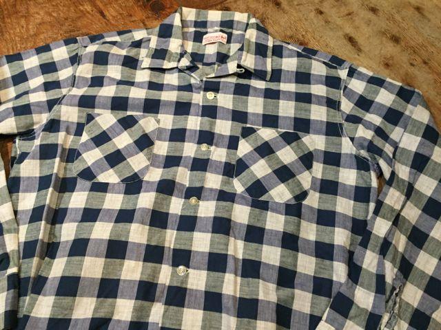 ゴールデンウィーク入荷! 第7弾!! Dan river fabric 60s ボックスシャツ!!_c0144020_1838975.jpg
