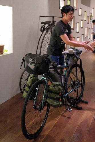 自転車冒険家 西川昌徳さん_d0004728_17023315.jpg