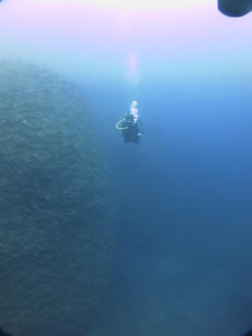 5月6日快晴!!残波ダイビング&青の洞窟体験ダイビング_c0070933_22411605.jpg