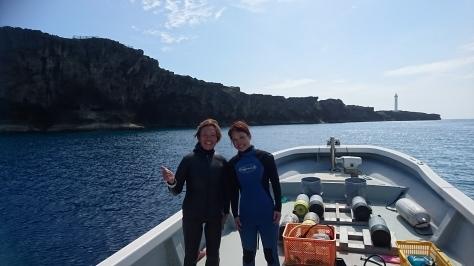 5月6日快晴!!残波ダイビング&青の洞窟体験ダイビング_c0070933_22584421.jpg