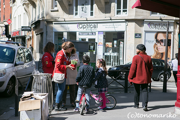 フランスの5月1日。すずらんの日。_c0024345_06452481.jpg