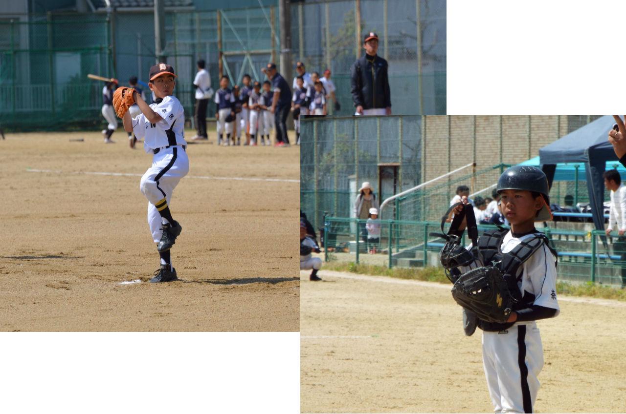 Bチーム 5/4(水祝) 奈良東ロータリークラブ杯 順位決定戦_b0296154_9273651.jpg