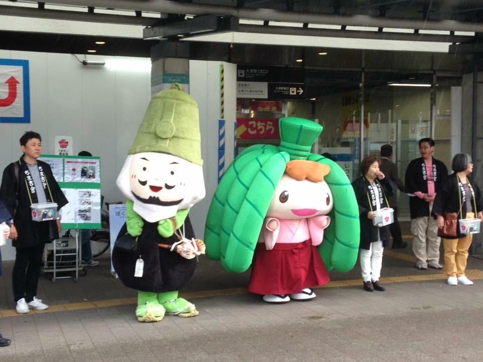 ちま吉くん、熊本で炊き出し。       _b0215856_14174444.jpg
