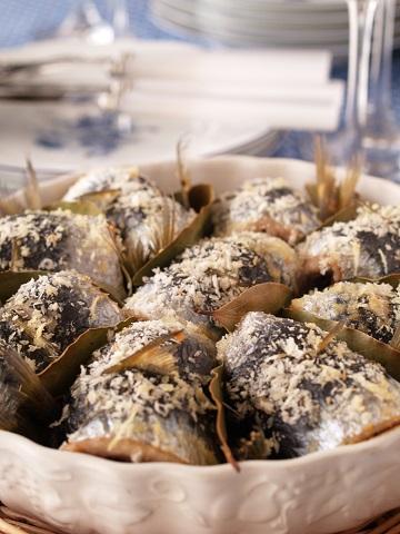 ベッカフィーコ~シチリア風いわしのオーブン焼き_e0078071_193211.jpg