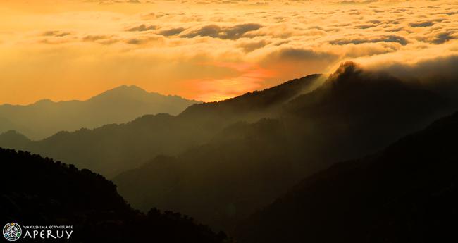 2泊3日で感じた自然の恵み。~夕陽・朝陽・昼寝・森~_f0252883_16010478.jpg